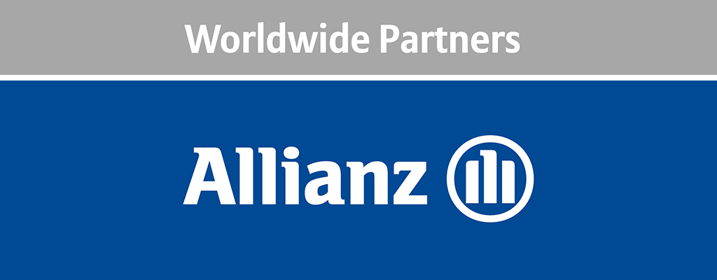 Il logo di Allianz Worldwide Partners
