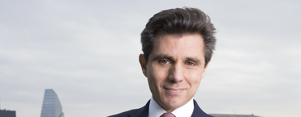 Patrick Cohen, Country executive officer di Axa Italia