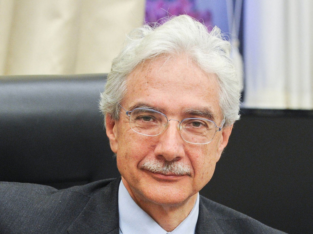 Salvatore Rossi, presidente dell'Ivass