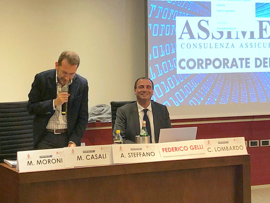 Il roadshow di Assimedici